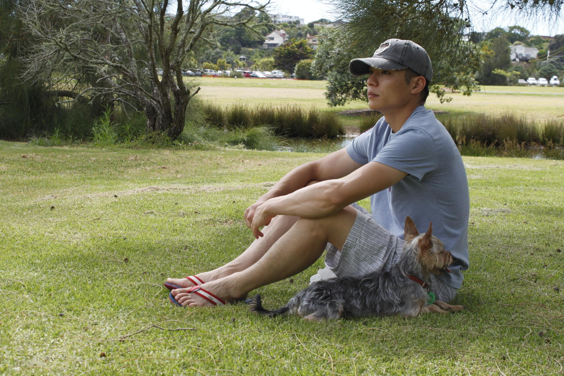 Jung Son – Auckland, New Zealand