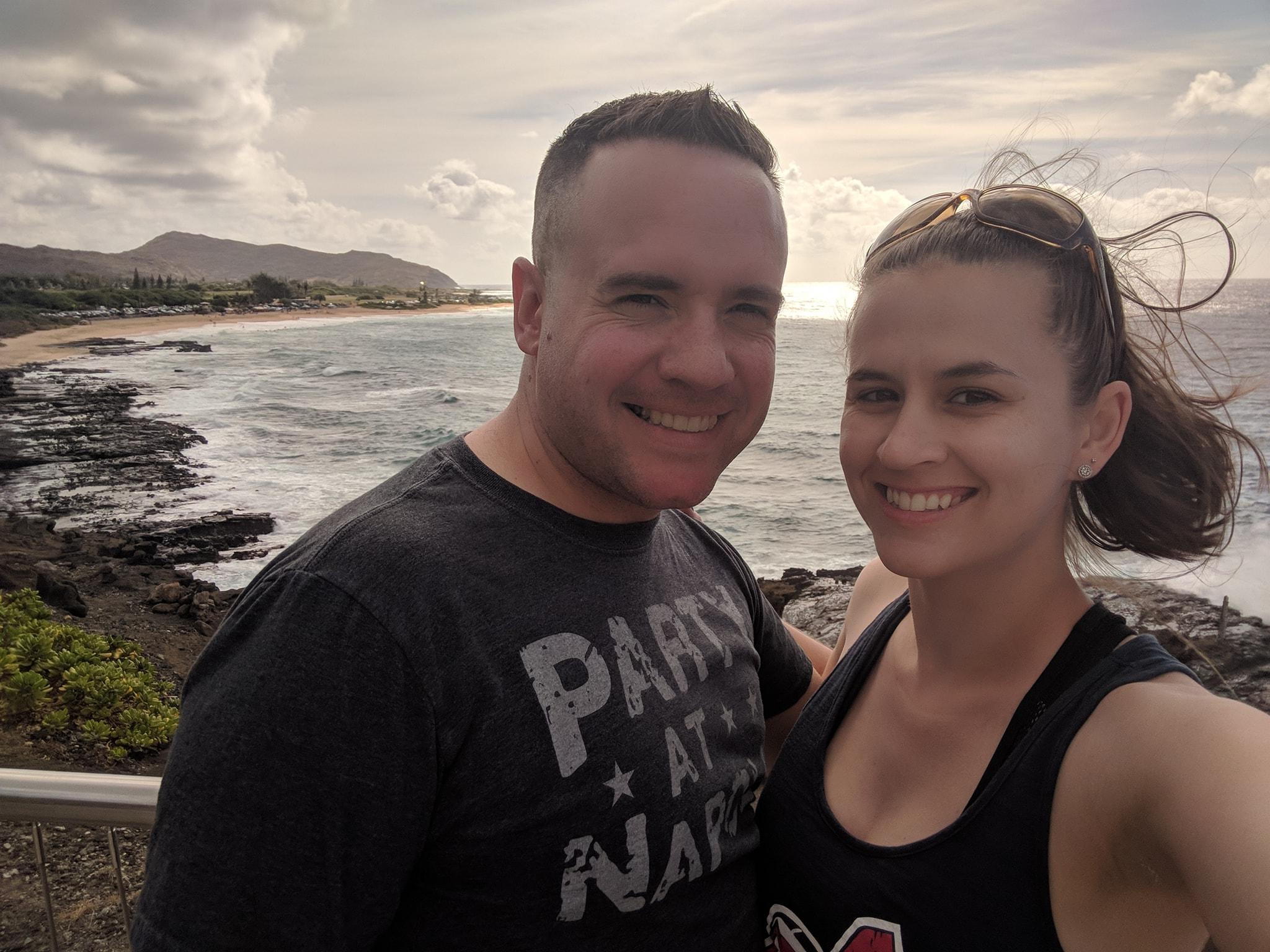 Vince and Laura Olman – Virginia, USA