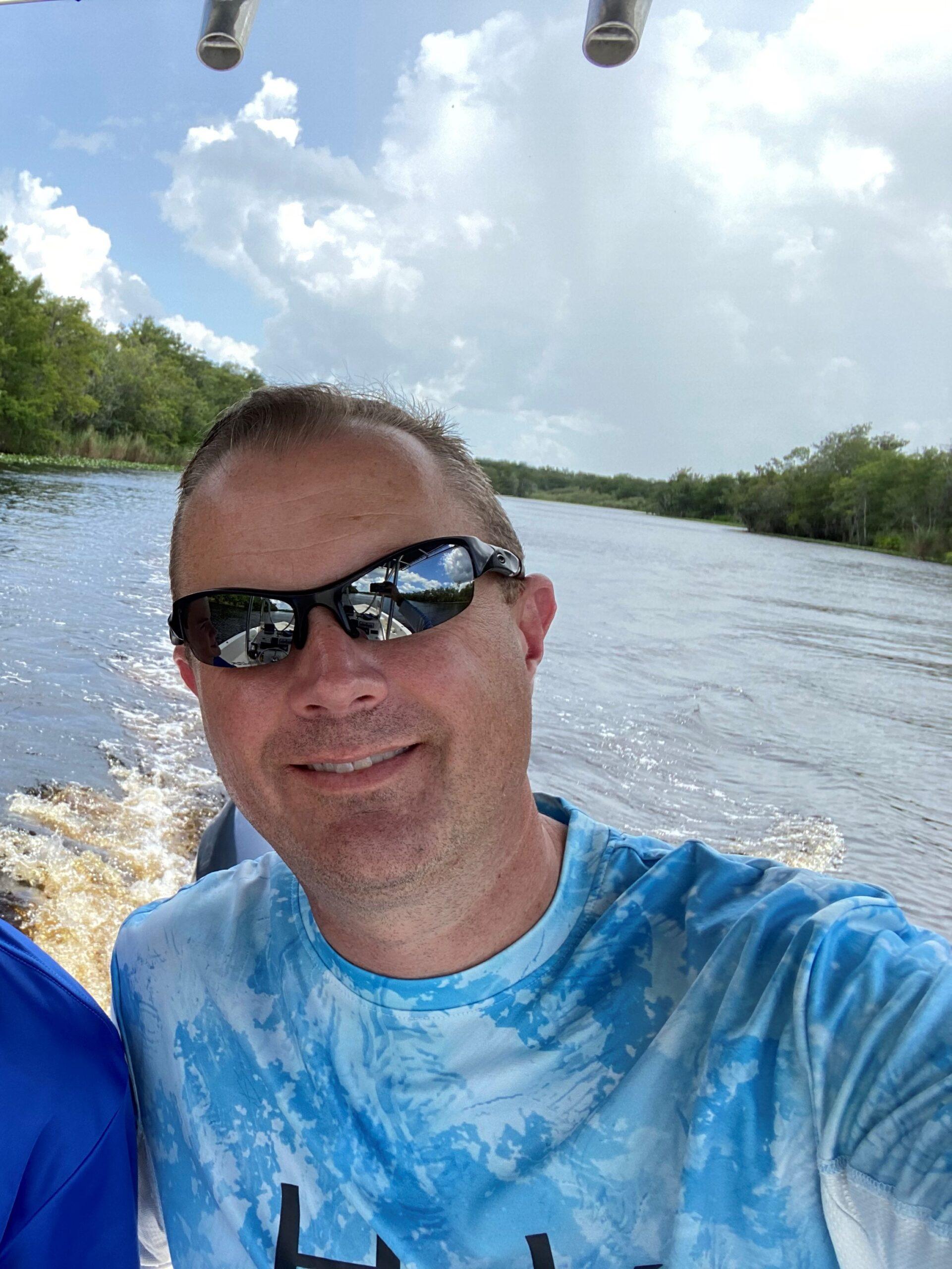 Dan Purcell – Florida, USA
